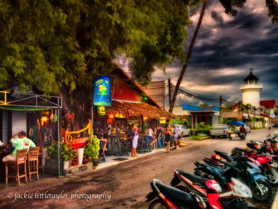 nightlife Chalong Beach Phuket impression