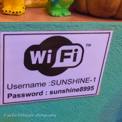 wifi sunshine bar