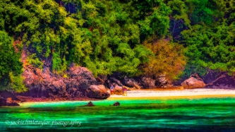 Phi Phi Islands one of many beaches