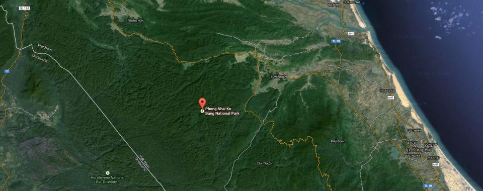 Phong Nha-Ke Bang National Park Viet Nam
