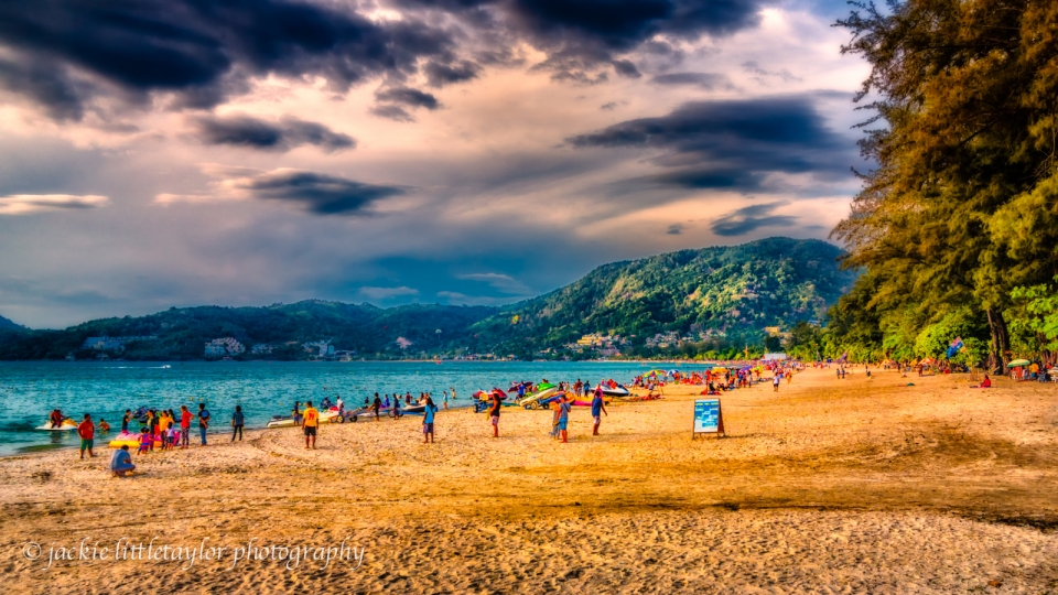 Patong Beach 2015 16x9