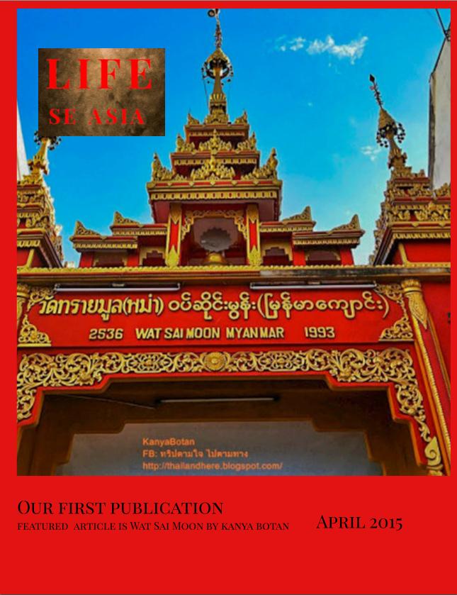 Life SE Asia Magazine April 2015