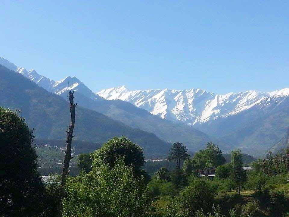 Manali and Mountains