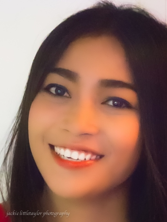 Smile close