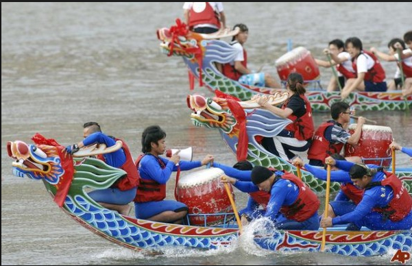 Dragon Boat Festival Singapore
