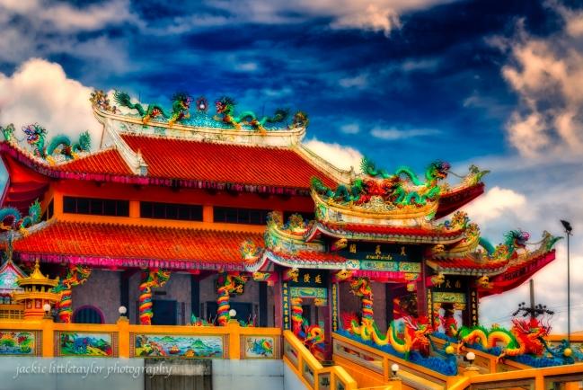 Tha Rua Chinese Shrine