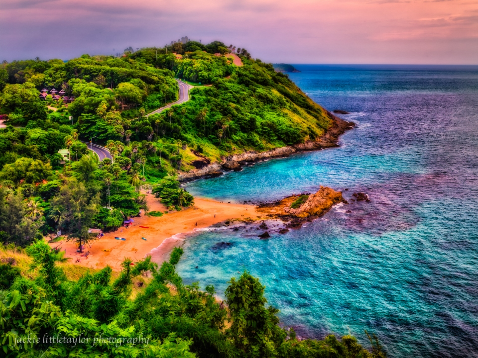 View Ya Nui Beach PromThep cape