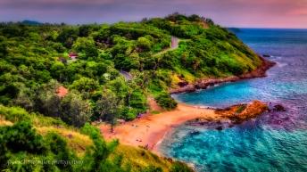 Ya Nui Beach from WindFarm 16x9