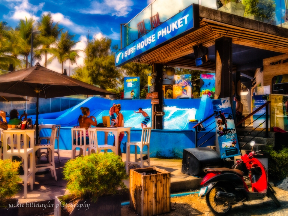 Surf House Phuket Kata Beach