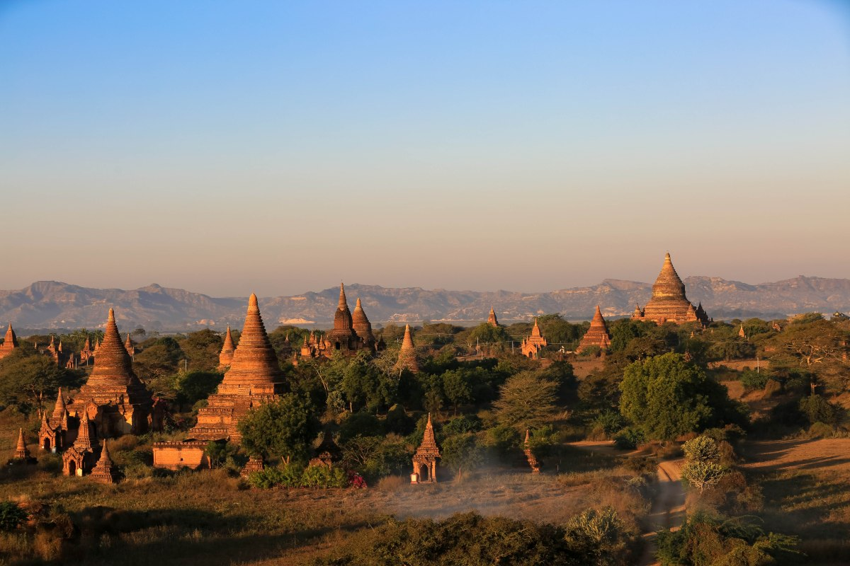 My Trip To Myanmar – A day in Old Bagan by Richard DO