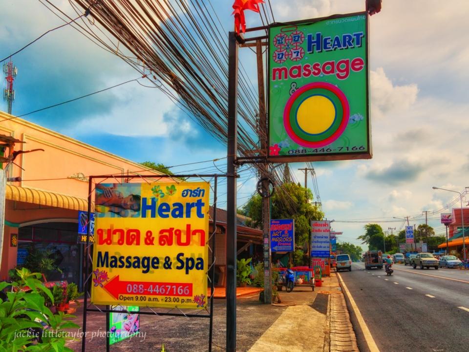 Heart massage Chalong
