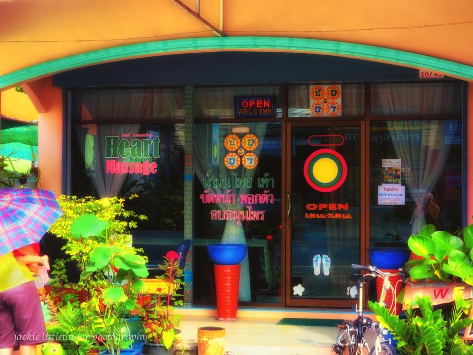 Heart massage Chalong 2