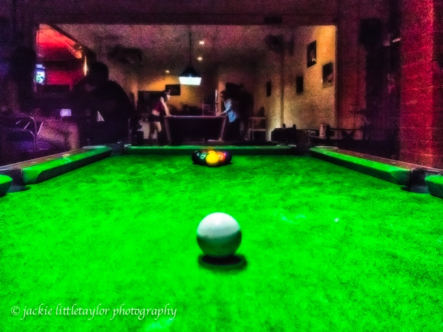 Nine Ball the game impression