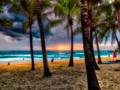 Surin Beach view from Bimi Beach Club