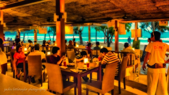 Bimi Beach Club on Surin Beach