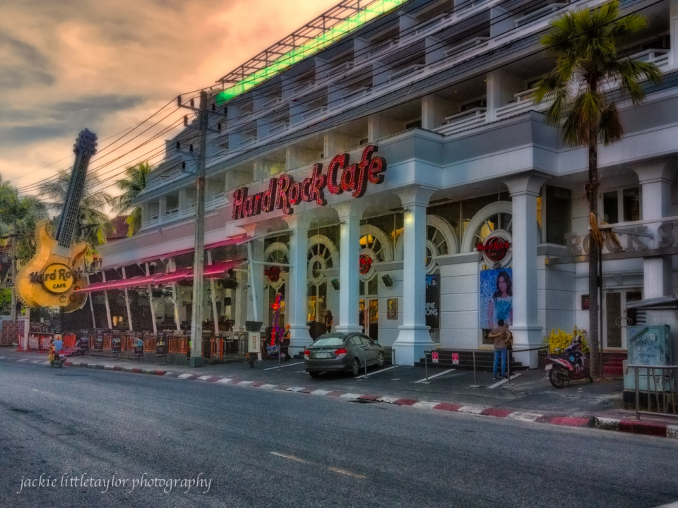 Hard Rock Cafe Patong