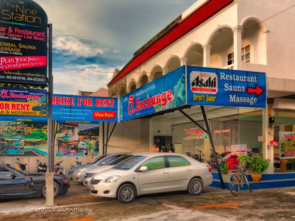 Exchange Car & Mptorbike for rent