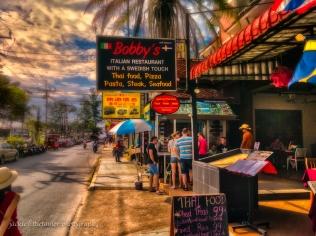 Bobbys Italian Restaurant Patong