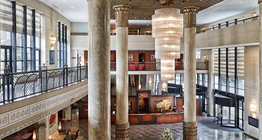 Hilton Hanoi Oasis