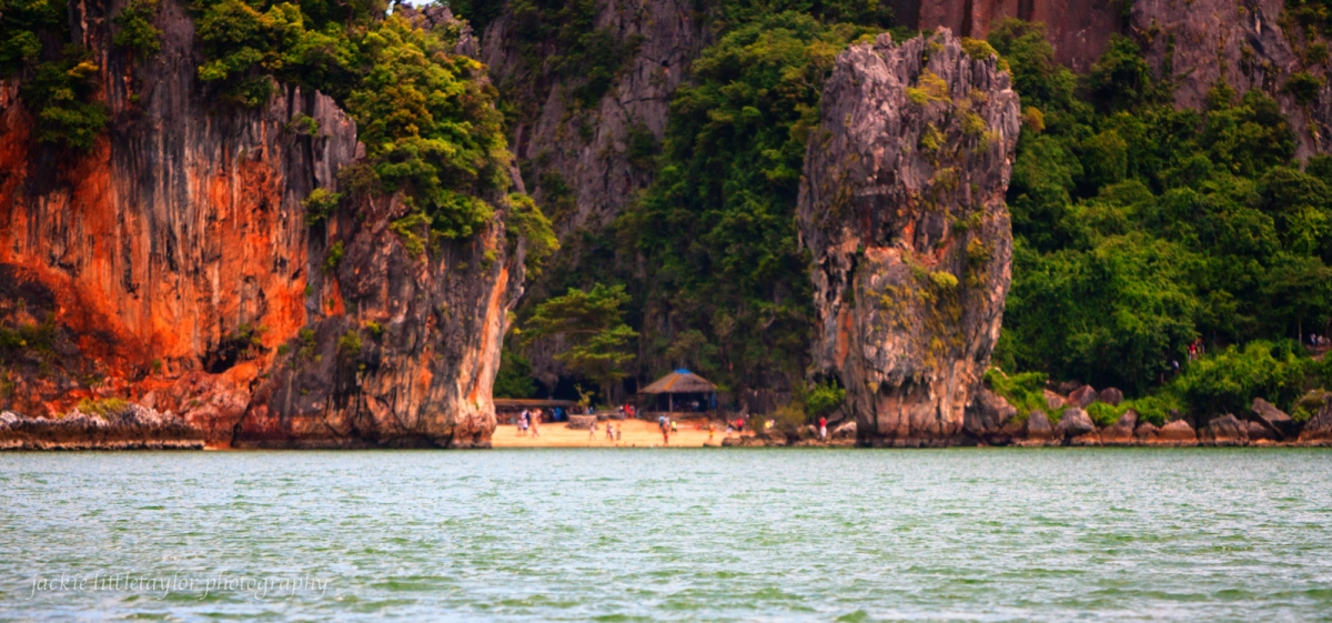 James Bond Island or Khao Phing Kan review by jackie